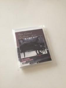 ピアノ発表会DVD